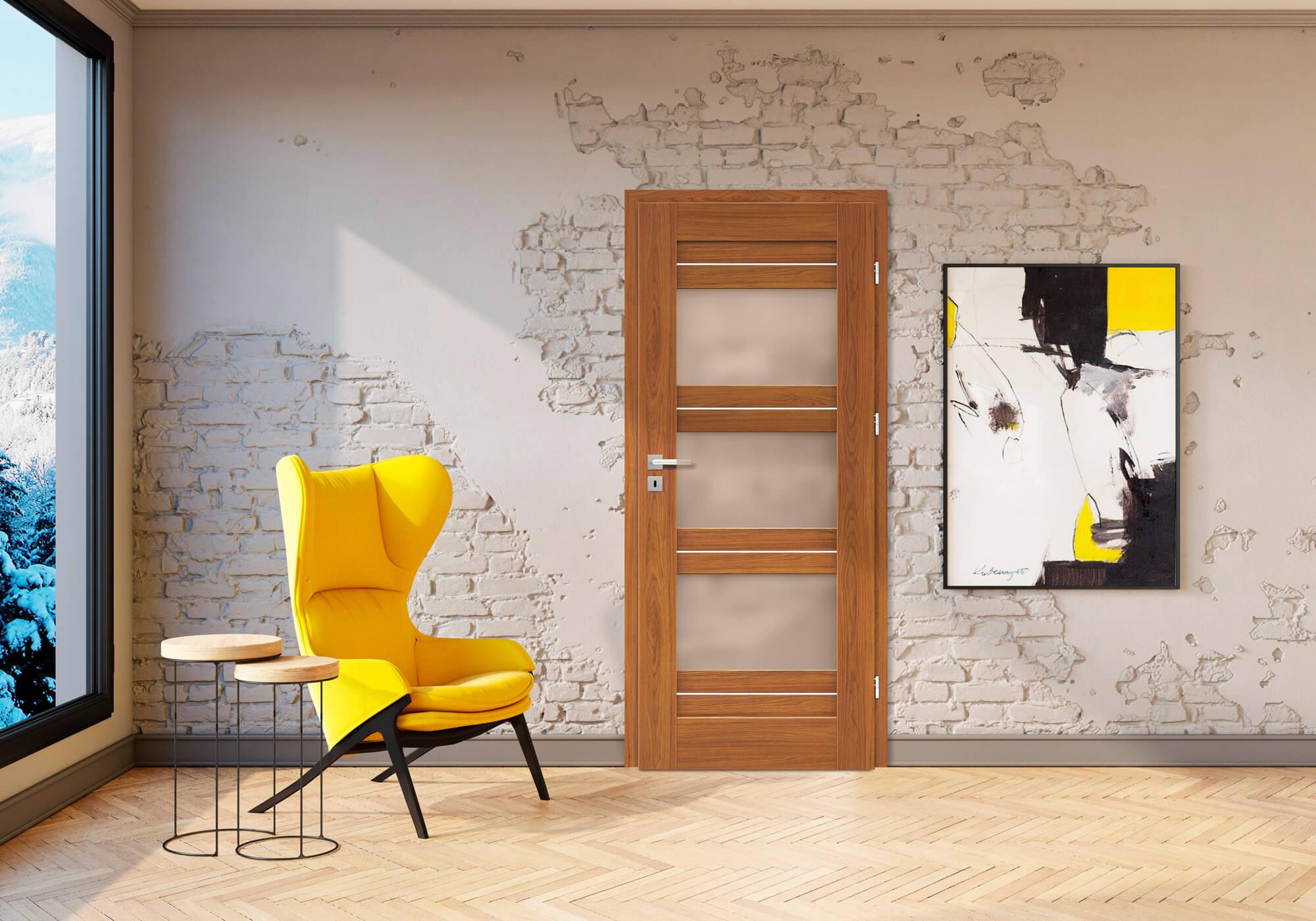 Dekorfóliás ajtók